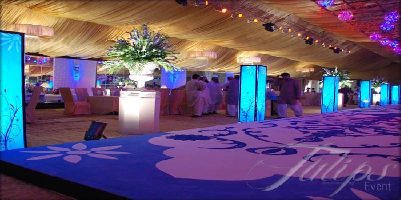 Tulips Event Management, LG Saddiq Trade Center Gulberg II, Lahore